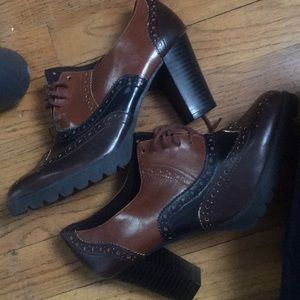 Dexflex heel loafers NEVER WORN PERFECT CONDITION